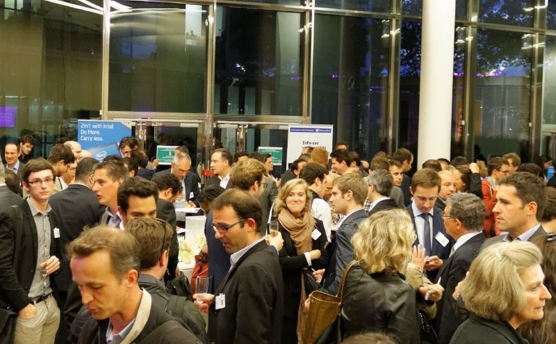 Apero Chantier - Networking