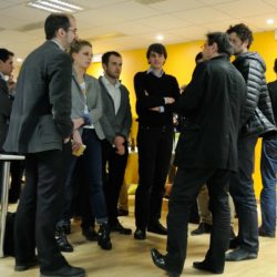 Apero Chantier Innovation #9 - networking