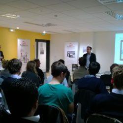 Apero Chantier Innovation #9 - conférence maquette numérique