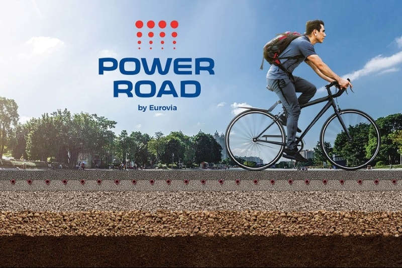 Power Road by Eurovia
