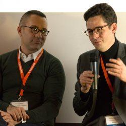 Stéphane Kirkland et Olivier Lépinoy